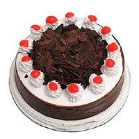 Deliver Cake in Delhi - Black Forest Cake