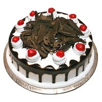 Send Birthday Cake in Delhi - Black Forest Cake