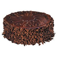 Eggless Cake to Delhi Same Day Delivery- Chocolate Cake From 5 Star