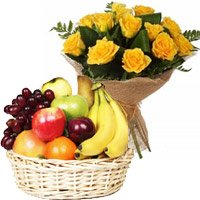 Fruits and Flowers to Delhi