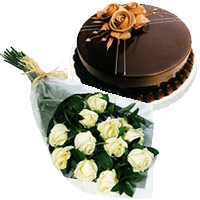 Send Cake and Flowers to Delhi
