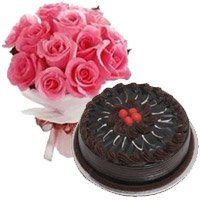 Deliver Eggless Cake in Delhi : Flowers to Delhi