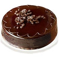 Online Cake Delivery in Delhi - Chocolate Truffle Cake