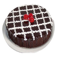Cake in Delhi - Chocolate Truffle Cake From 5 Star