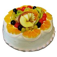 Cheap Cake Delivery in Delhi - Fruit Cake From 5 Star