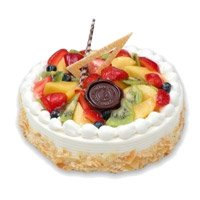 Send Cake to Delhi Online- Fruit Cake