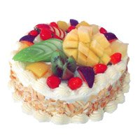 Cake to Delhi Same Day Delivery - Fruit Cake