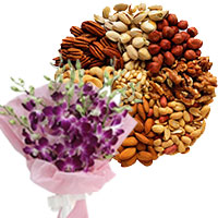 Send Gifts to Delhi : Online Dry Fruits in Delhi