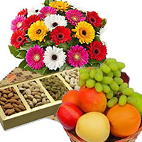 Online Gift to New Delhi : Dry Fruits to Delhi