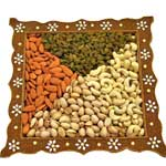 Gifts to Delhi : Dry Fruits to Delhi
